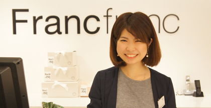 株式会社Francfranc 写真