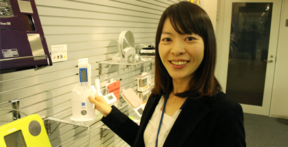 株式会社 タニタ 写真